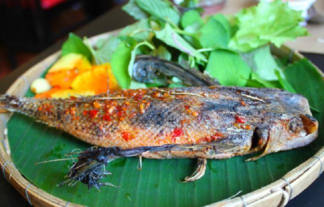 Những món đặc sản cá biển nướng ngon tuyệt dễ làm.