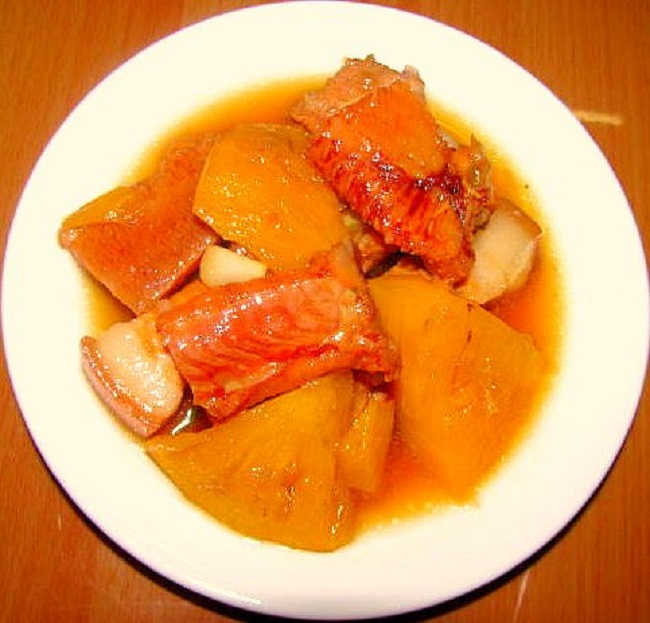 Chế biến những món ăn ngon từ cá khô