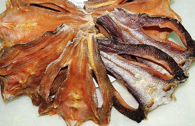 Những loại cá khô biển ngon nhất