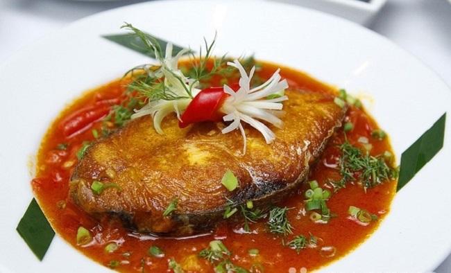 Cá thu – những món ngon đặc sản từ cá thu