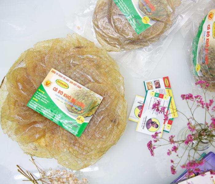 Cá Bò Khô Bá Kiến - Đặc sản chất lượng cao cấp, thơm ngon